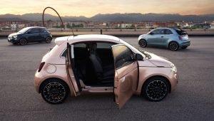 Fiat 500'e İngiltere ve Fransa'dan ödül