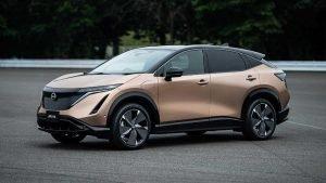 Yeni Nissan Ariya'nın üretileceği yer belli oldu