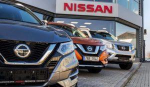 Nissan mali yıl net kar kaybı beklentisini düşürdü