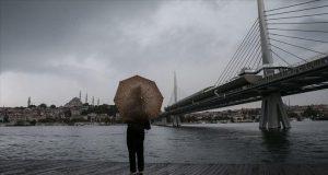 Sağanak Yağış Ve Fırtına Geliyor